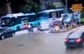 4.11深圳宝安交通事故视频公布