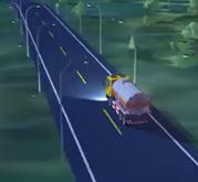 驾驶员、押运人员放任严重超载致丙烯晴罐车泄漏事故